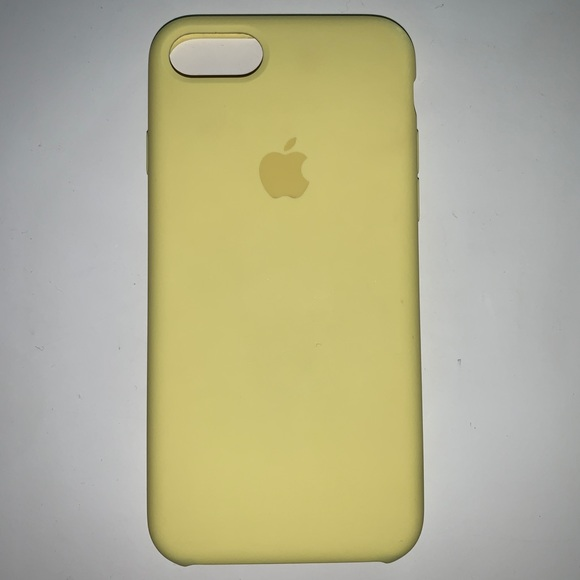 size 40 566cb 050d7 IPhone 8/7 Silicone Case - Canary Yellow